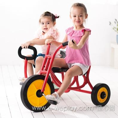 Weplay袋鼠三輪車